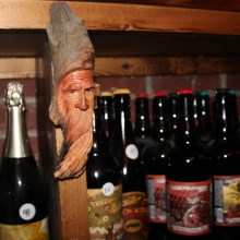 The Porter Beer Bar's Bearded Man