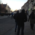 On the streets of Mechelen