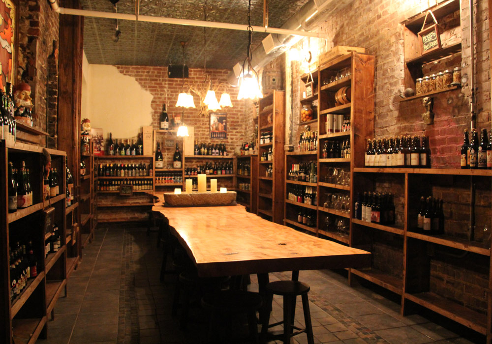 The Porter Beer Bar Beer Cellar Rental